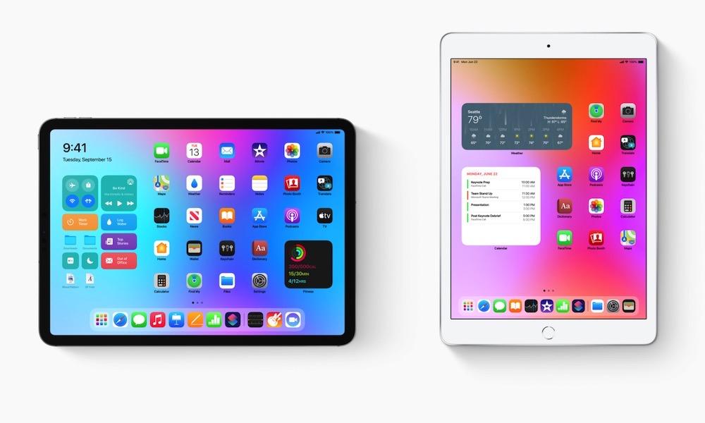 iPadOS 15 Concept