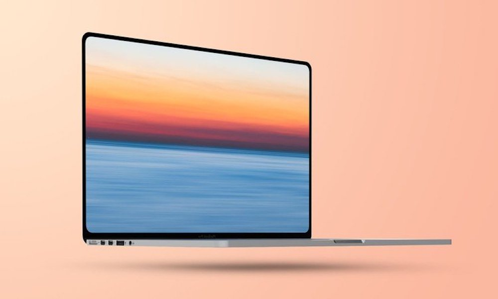 MacBook Concept Image