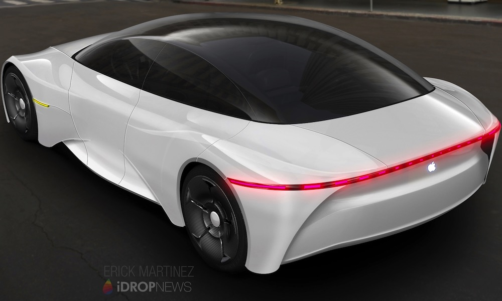 Apple Car Concept iDrop News