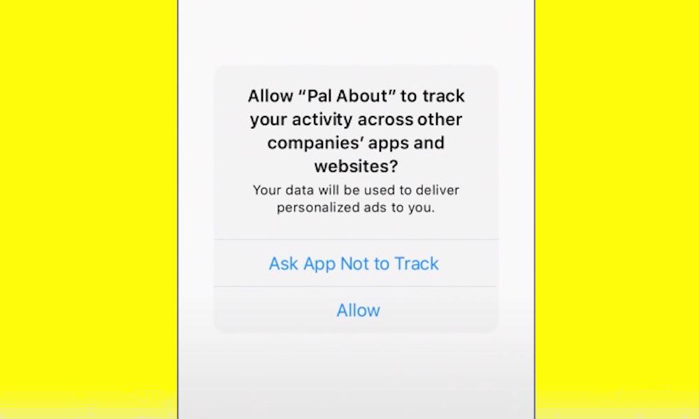 App Tracking Transparancy