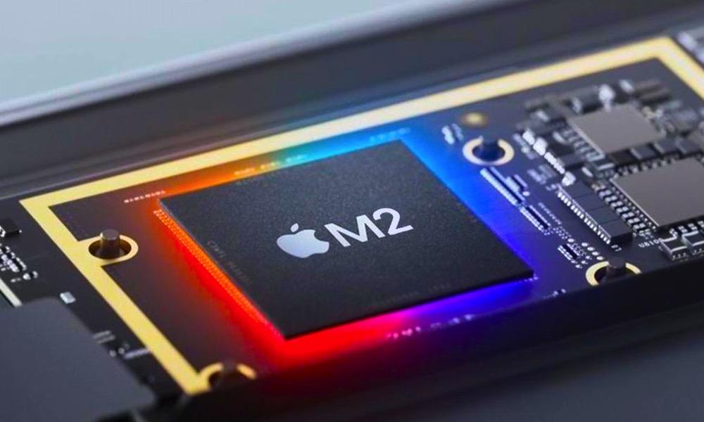 Apple Silicon M2 SoC 11730