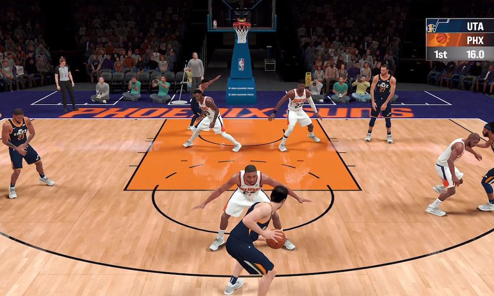 NBA2K Apple Arcade