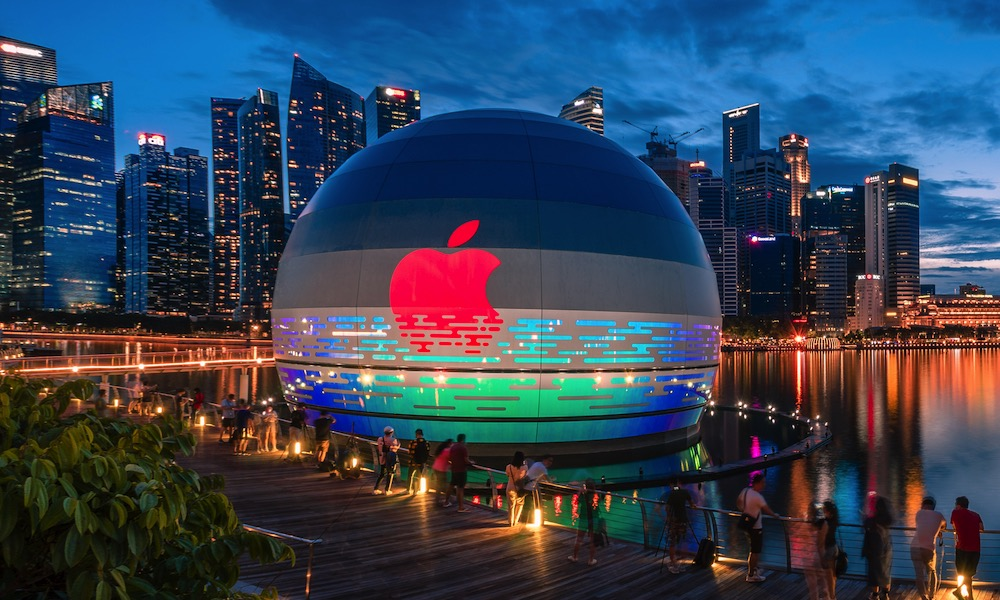 Apple Store in Singapore 9455