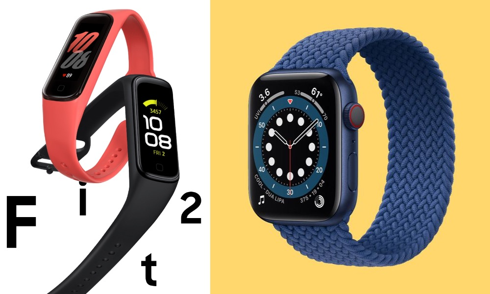 Fitness Tracker Bands vs Smartwatches