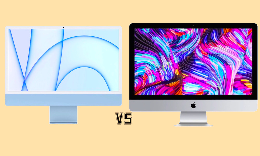 2021 iMac vs. 2019 iMac (What's Different? Is It Worth the ...