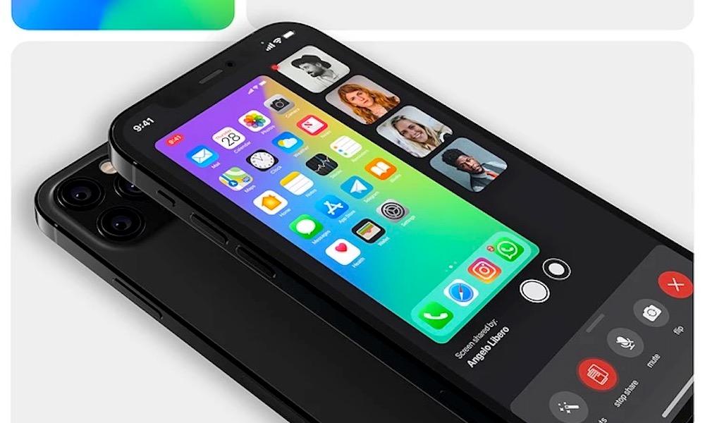 iOS 15 Concept