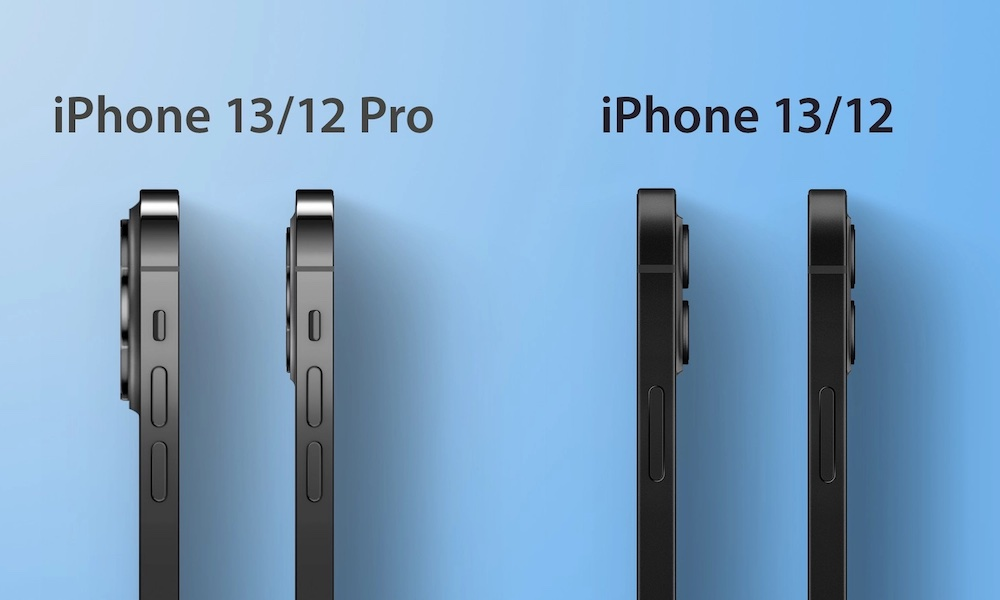 iPhone 13 Camera Side View MacRumors