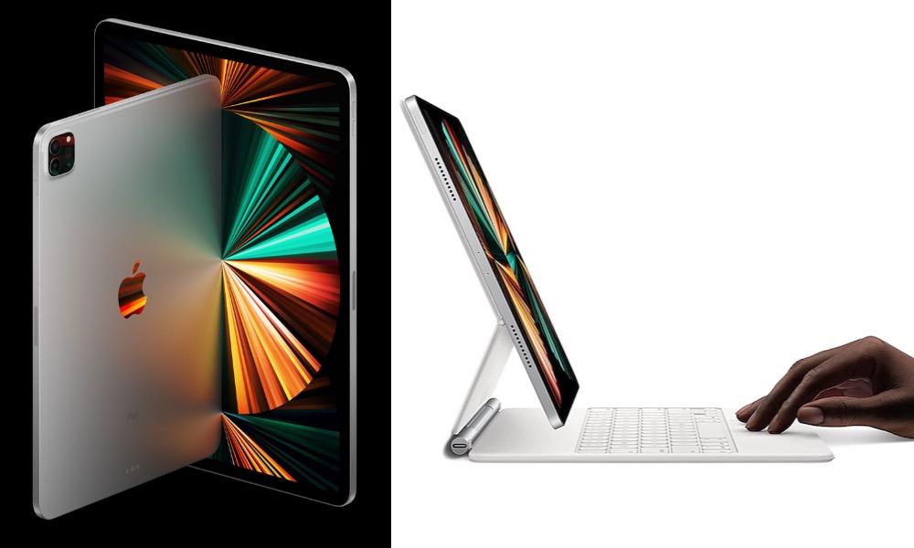 iPad Pro with Magic Keyboard