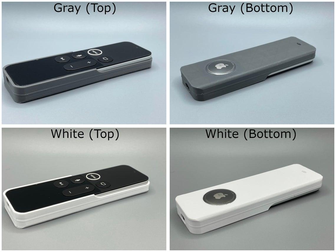 AirTag Siri Remote Case