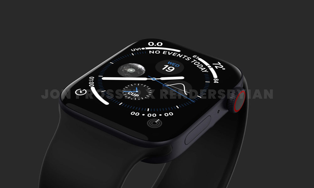Apple Watch s7 black