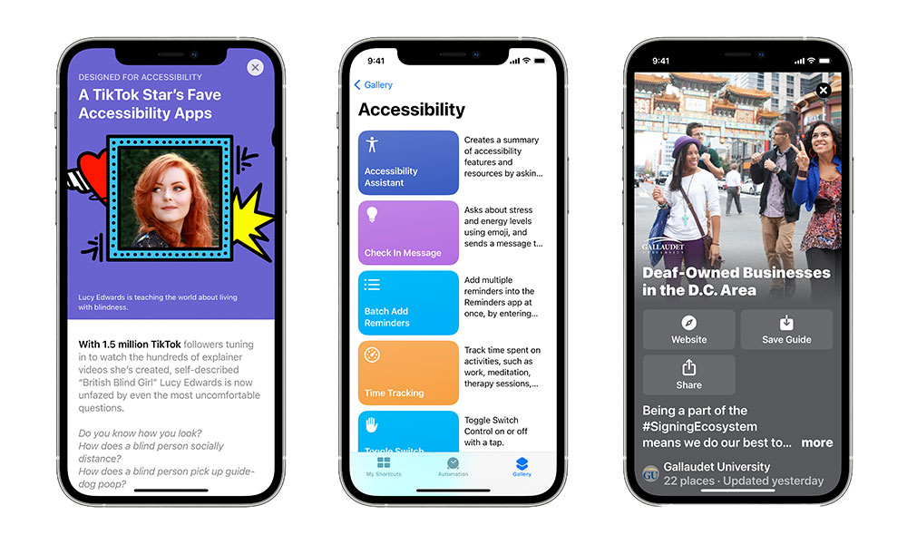Global Accessibility Awareness Day at Apple
