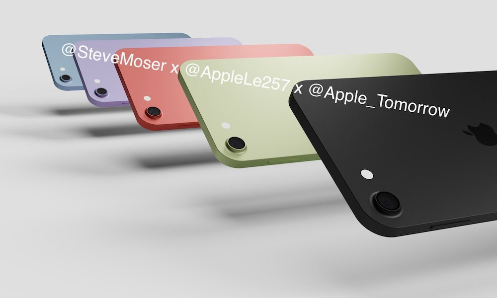 2021 iPod Touch Renders