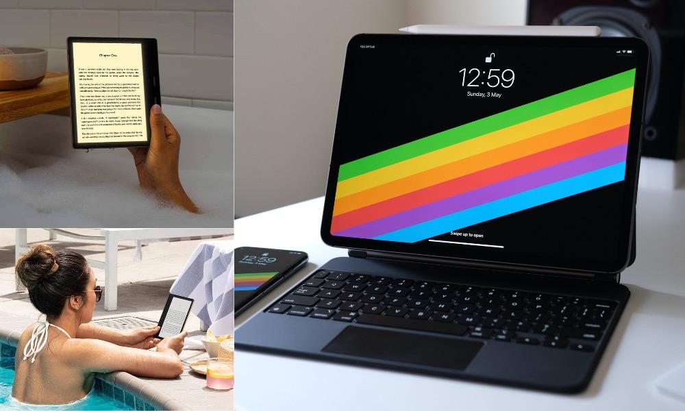 iPad vs Ereader