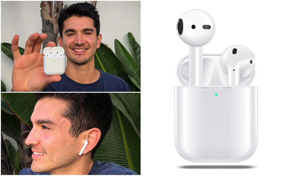 AirBlast Pro Wireless Headphones