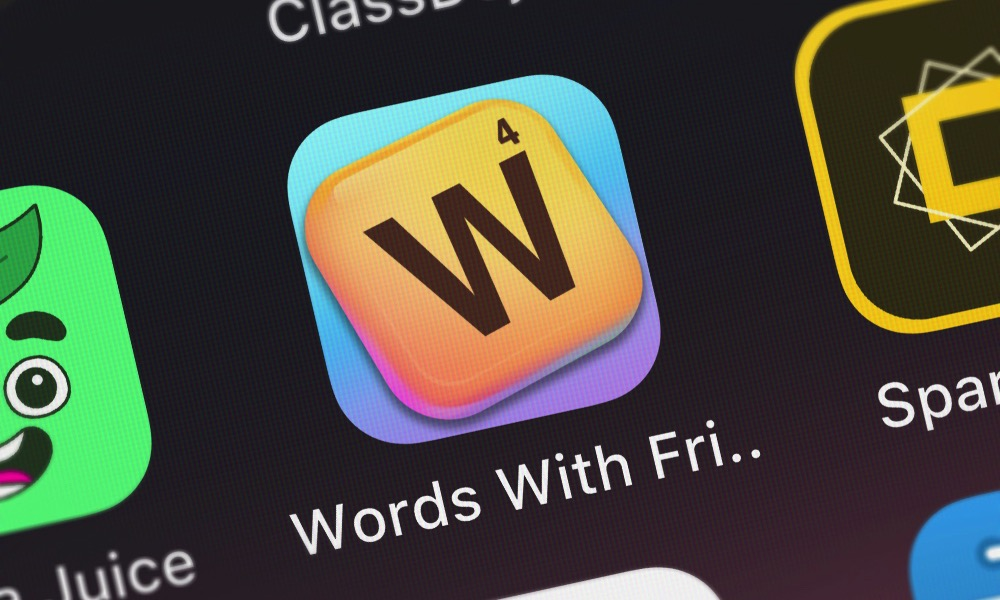 Words with Friends App