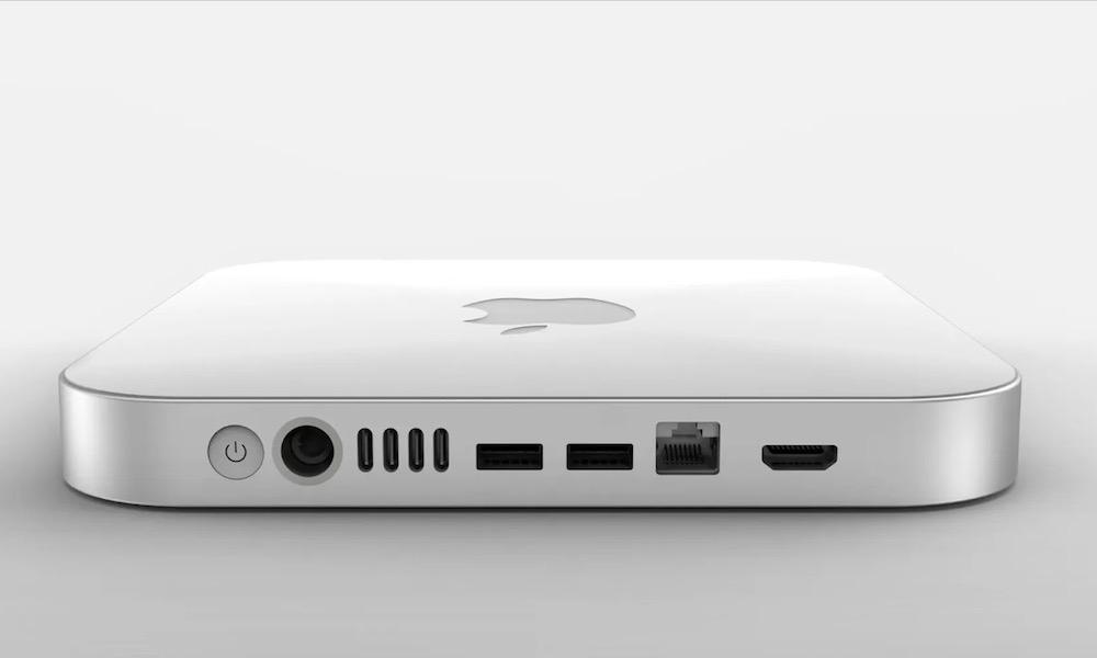Mac mini Concept M2 or M1X