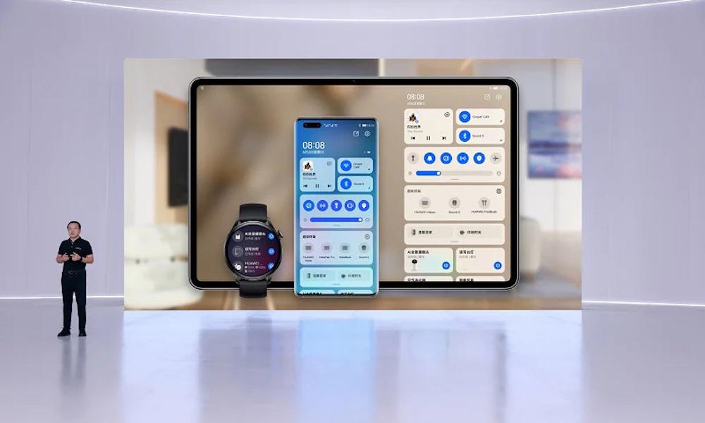Huawei Event HarmonyOS