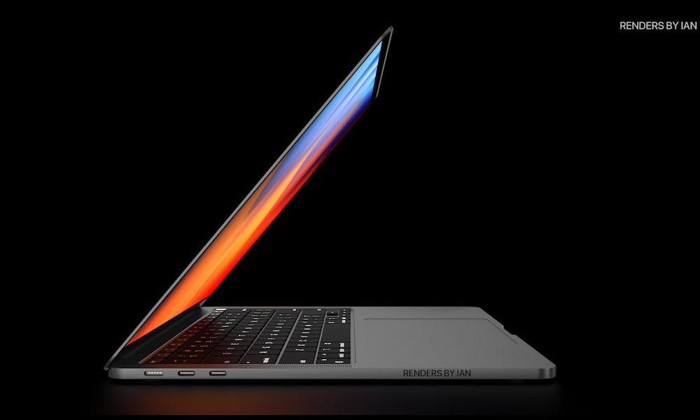 MacBook Pro Concept Render 2021