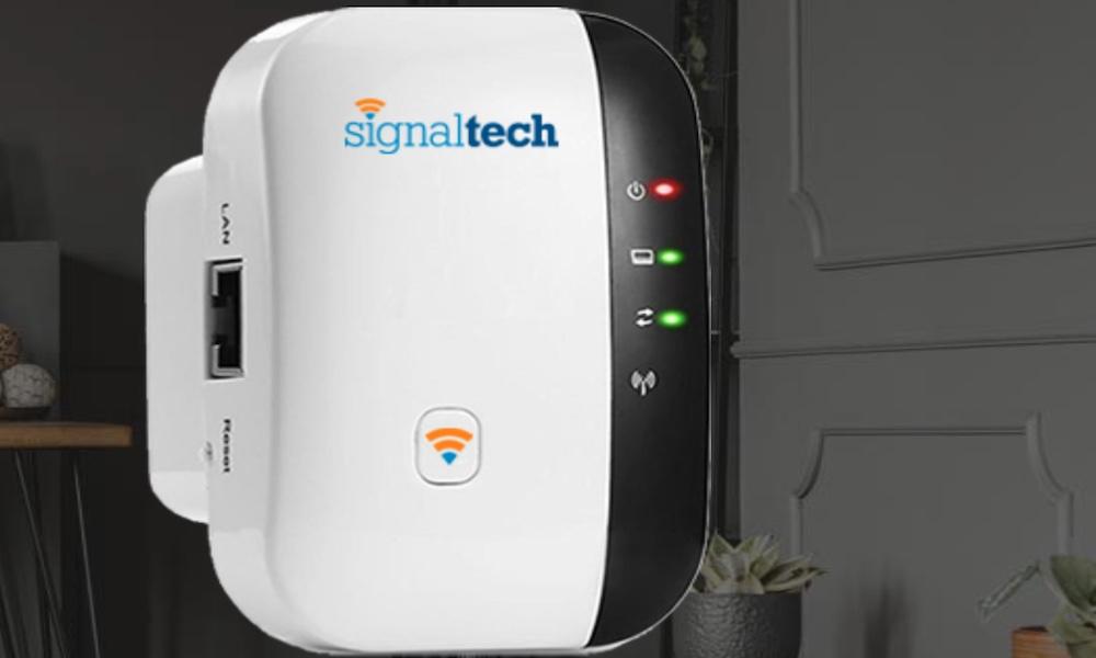 SignalTech Wi Fi Extender