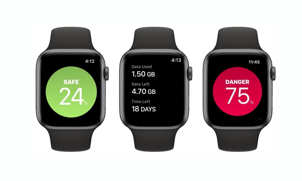 Dataman Apple Watch