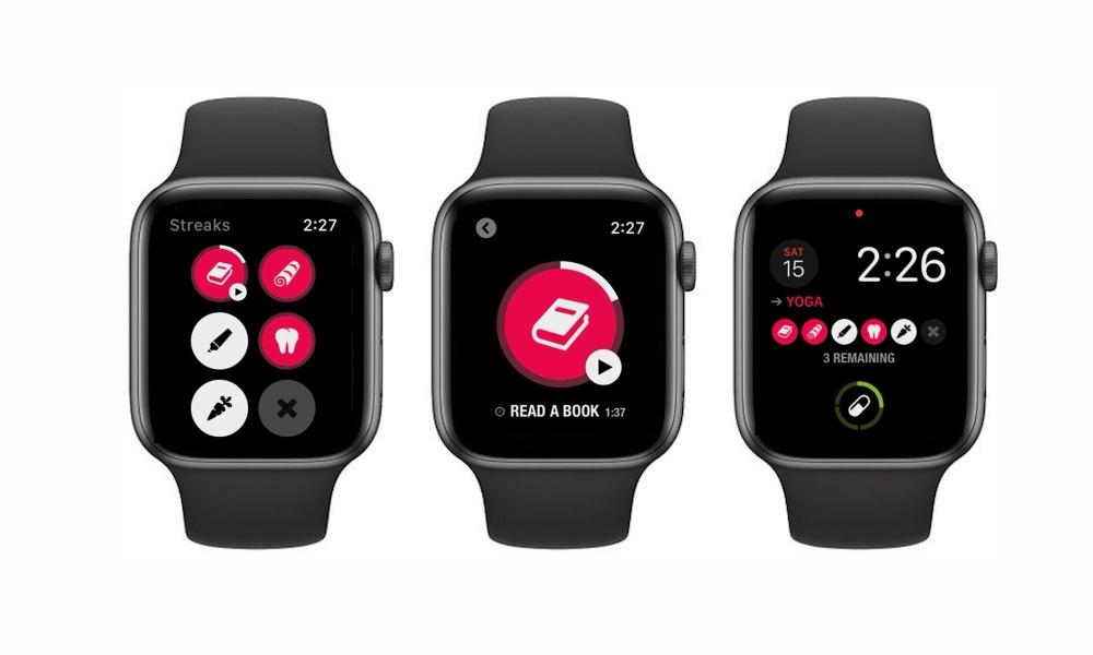 Streaks Apple Watch
