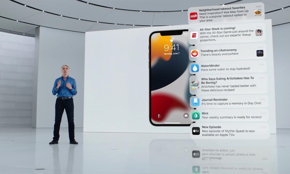 Focus iOS 15 2