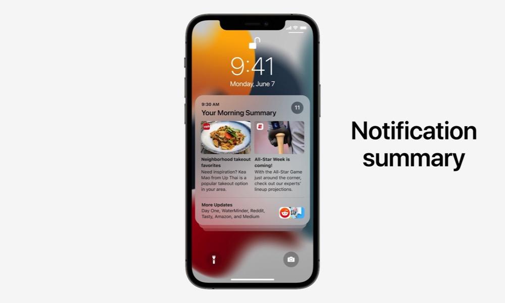 Focus iOS 15 3