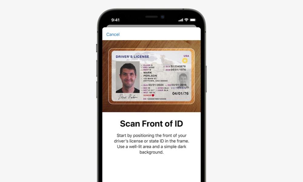 Digital ID Wallet App 1