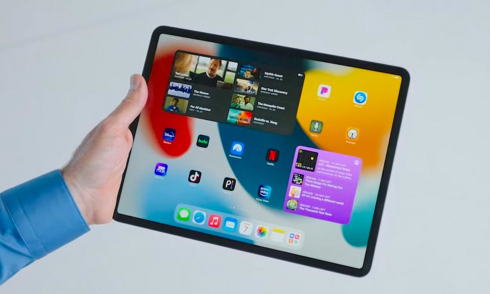 iPadOS 15 Hero