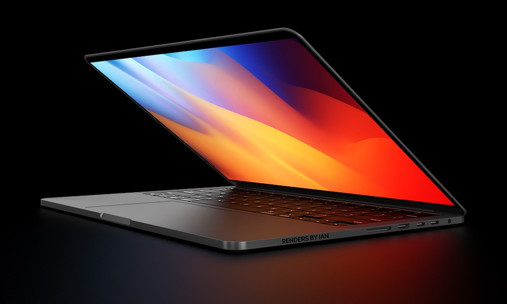 MacBook Pro Concept 14 inch or 16 inch