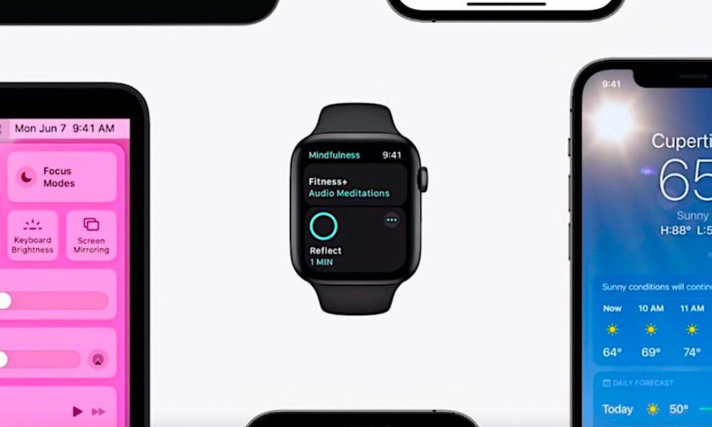 Apple Fitness Plus Audio Meditations