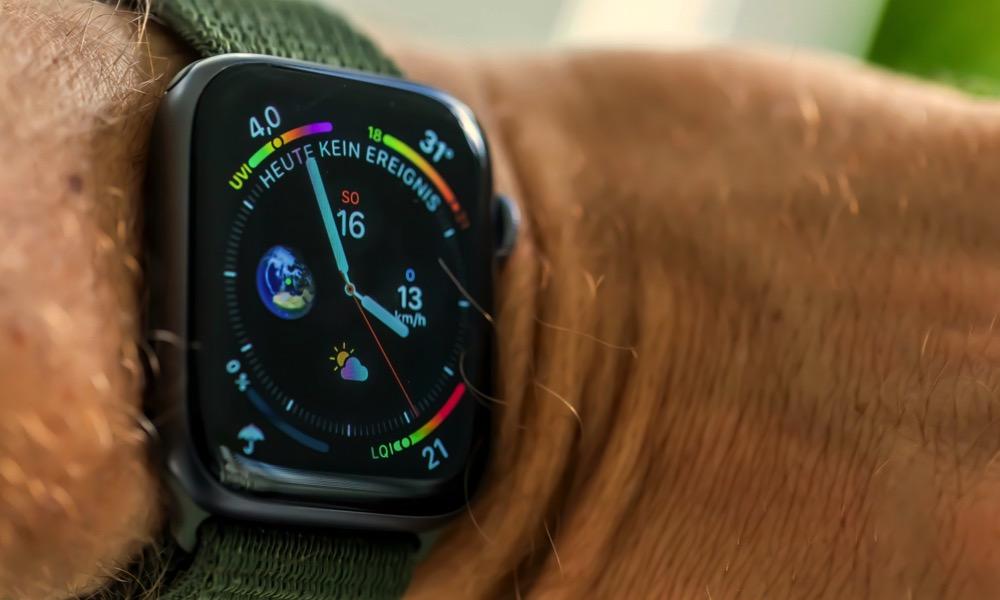 Apple Watch Complication