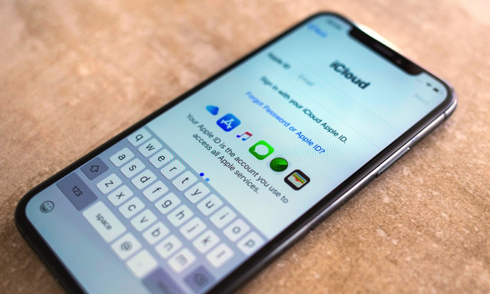 iCloud on iPhone