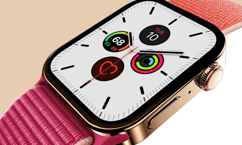 Apple Watch Series 7 Concept Render