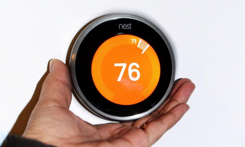 Nest Thermostat Google