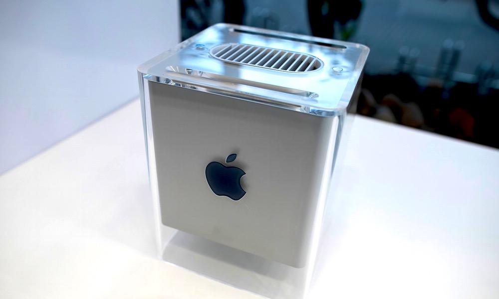 Mac Pro G4 Cube