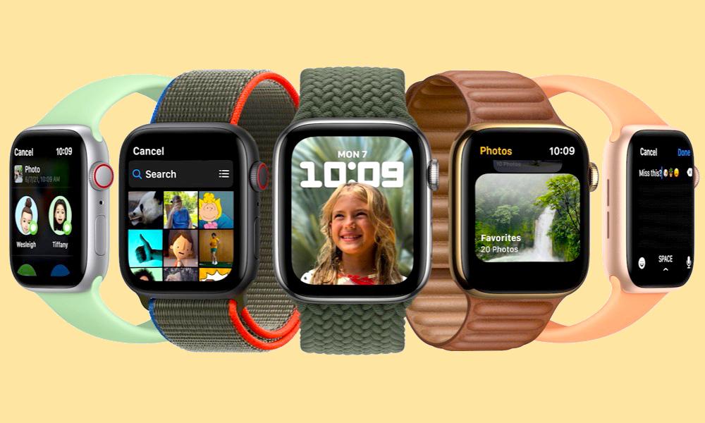 watchOS 8 New Features
