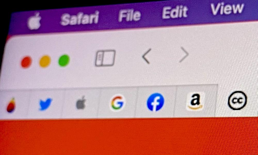 Pinned Tabs in Safari Browser for Mac