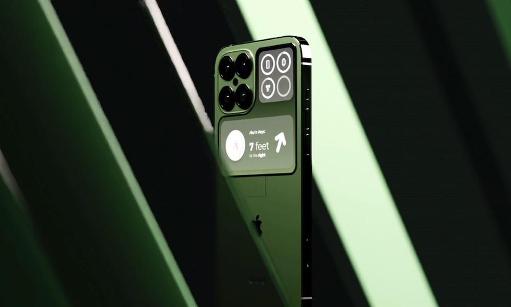 iPhone 14 Concept Max Burgos Morjaen