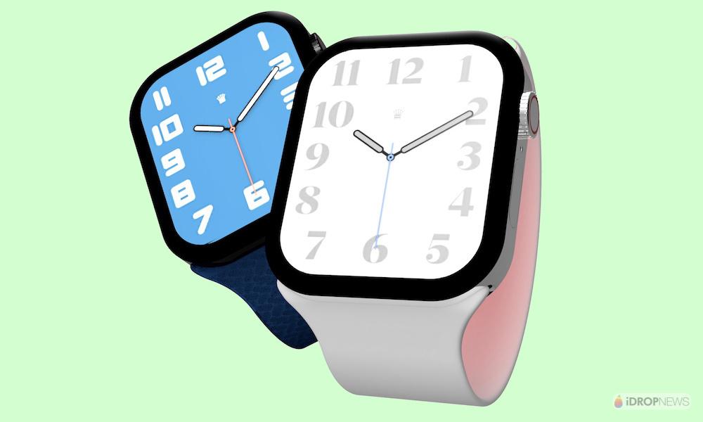 Apple Watch Concept Renders iDrop News 1