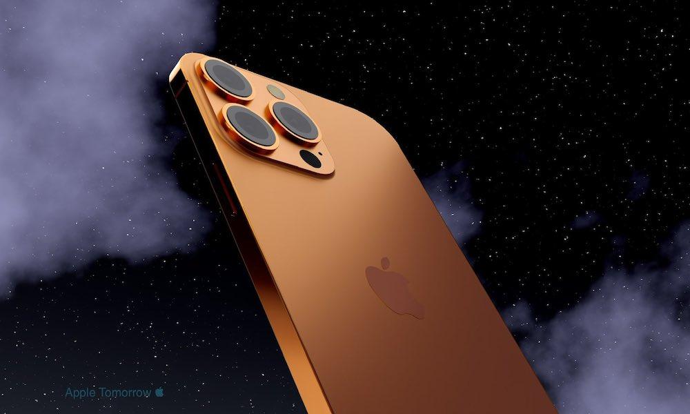 iPhone 13 Orange