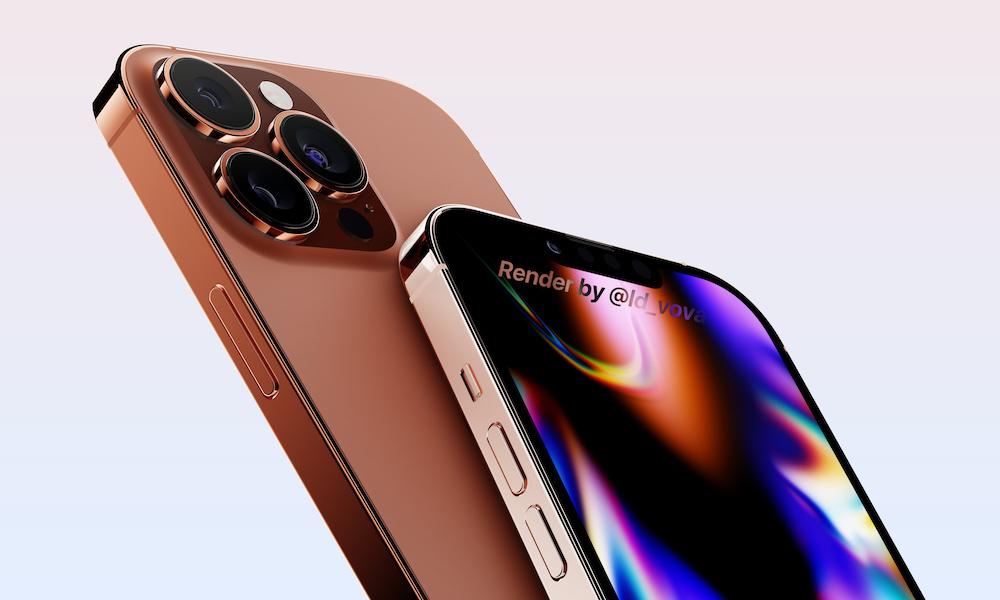iPhone 13 Pro Max Concept Render