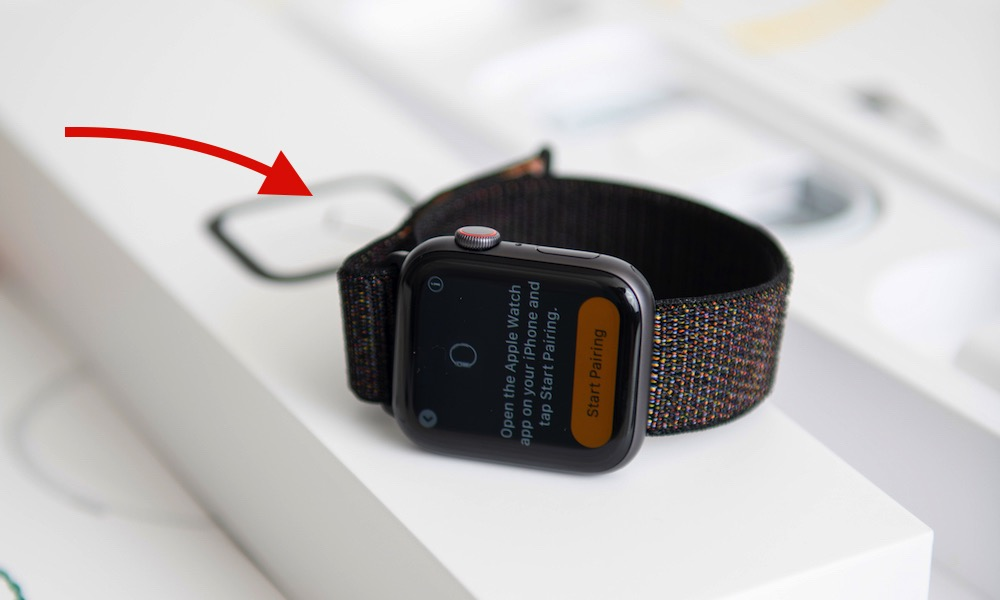 New Apple Watch Pairing