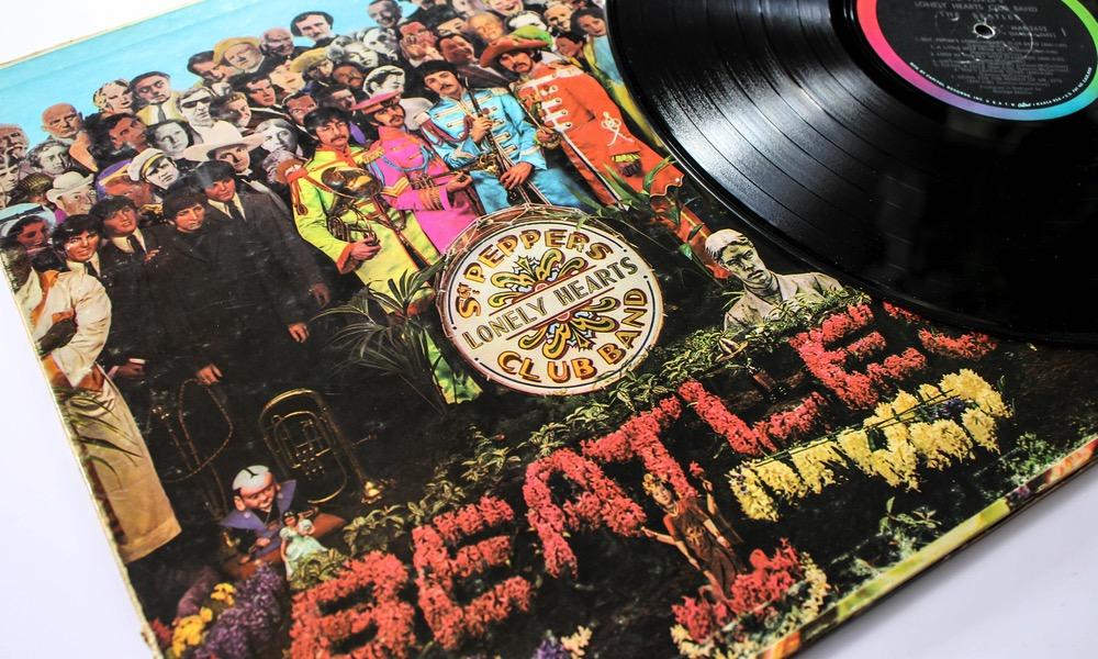 Beatles Sgt Peppers Vinyl