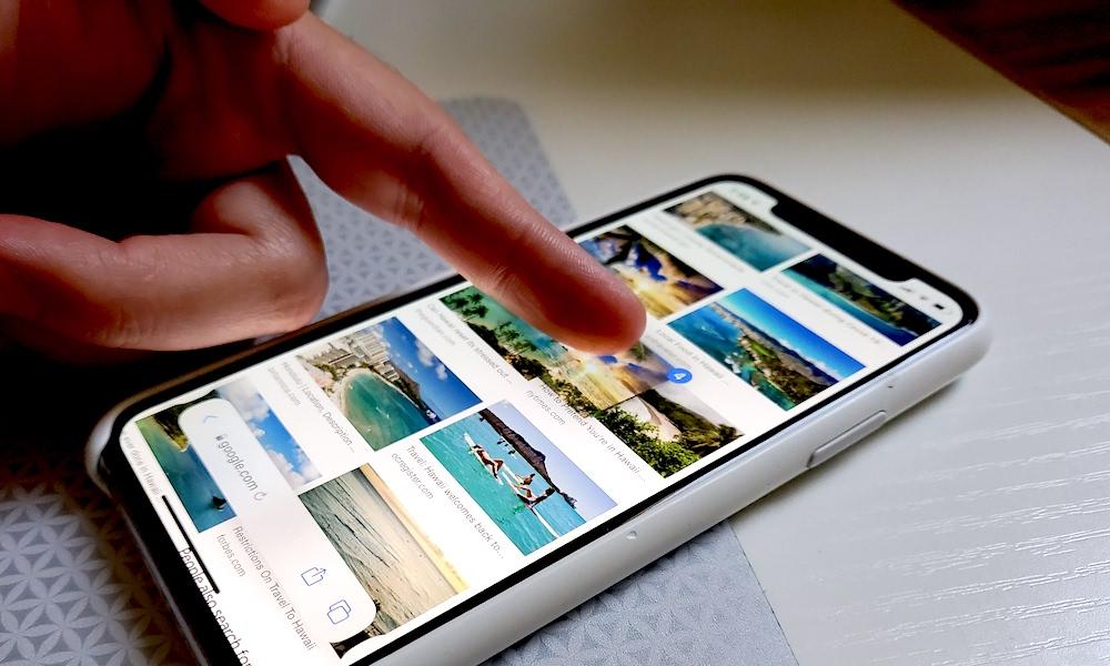 Drag and Drop Photos in iOS 15
