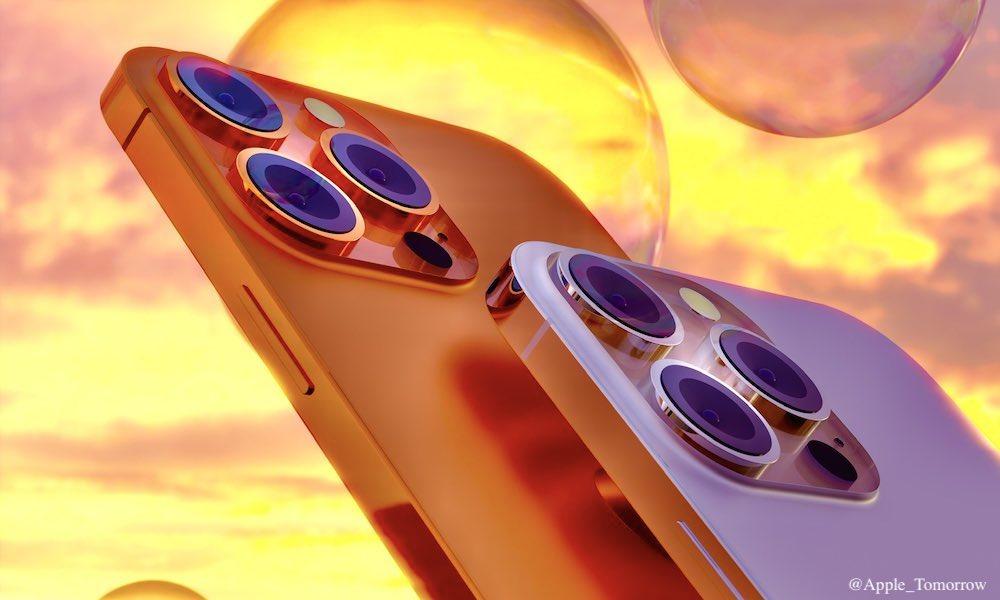iPhone 13 Concept Render 2021