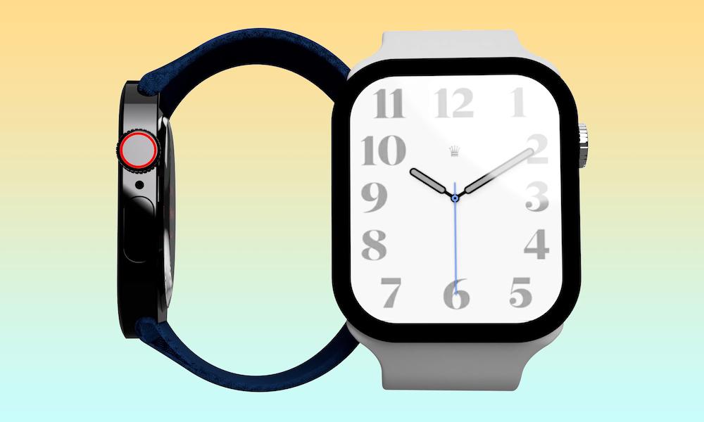 Apple Watch Series 7 Concept iDrop News