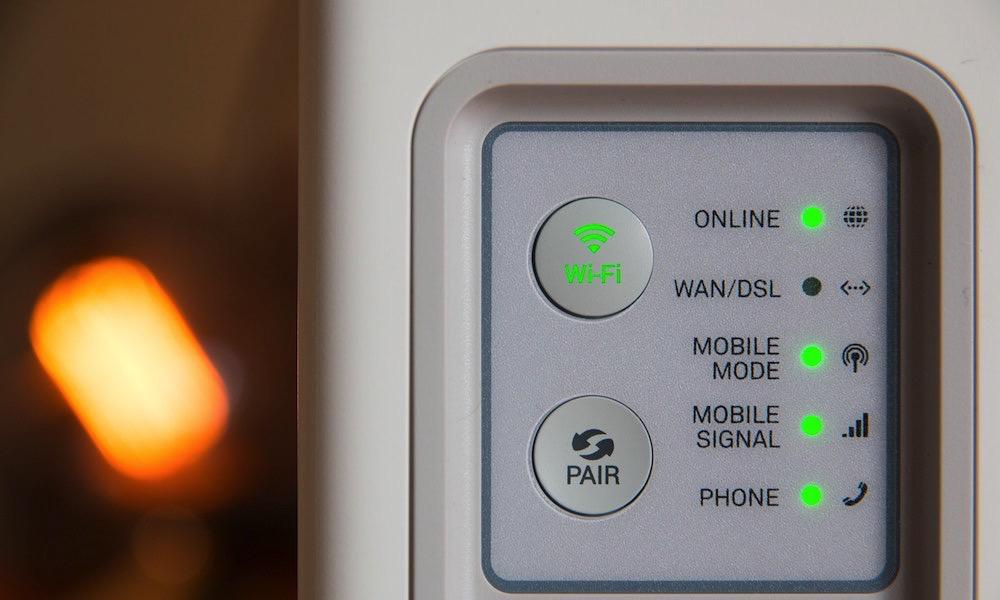 Wi Fi Router Modem