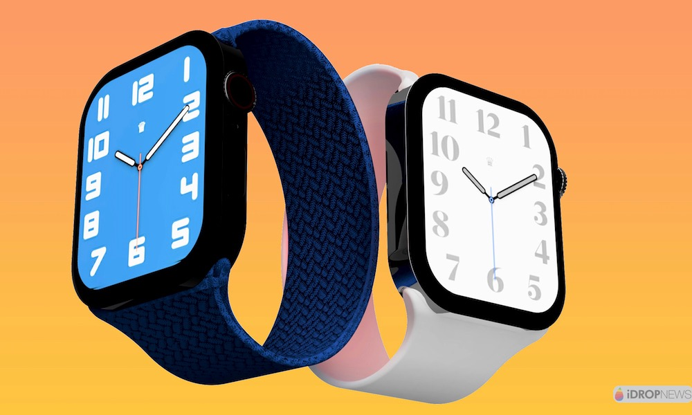 Apple Watch Series 7 Concept iDrop News 2