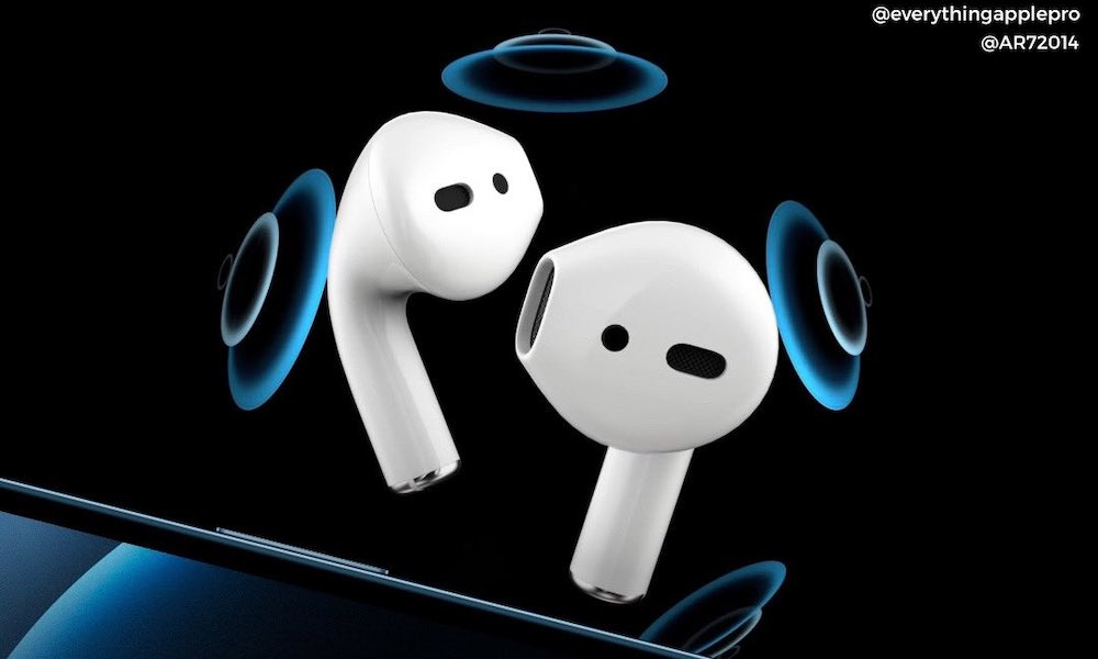 AirPods 3 Concept Render